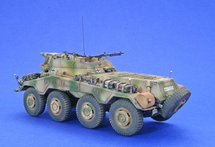 Sd.Kfz 234/3 Armoured Car 1:35