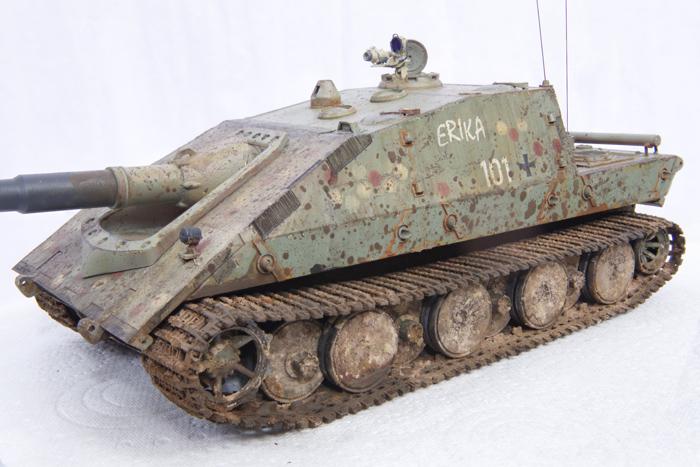 Trumpeter E100 German Jagdpanzer 1:35
