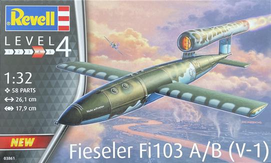 Revell Fieseler Fi103 A.B V-1  1:32