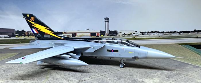 Revell BAe Tornado F.3 ADV 1:48