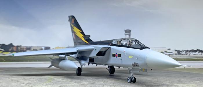 BAe Tornado F.3 ADV 1:48