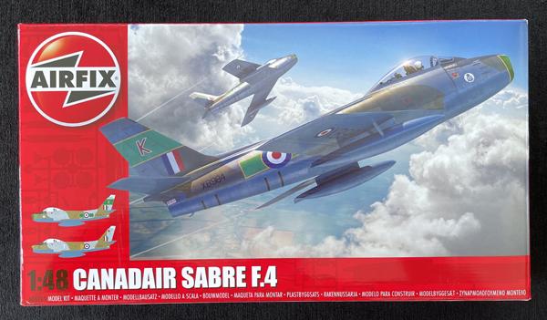 Airfix Canadair Sabre F.4 1:48